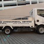 10ft Open Truck