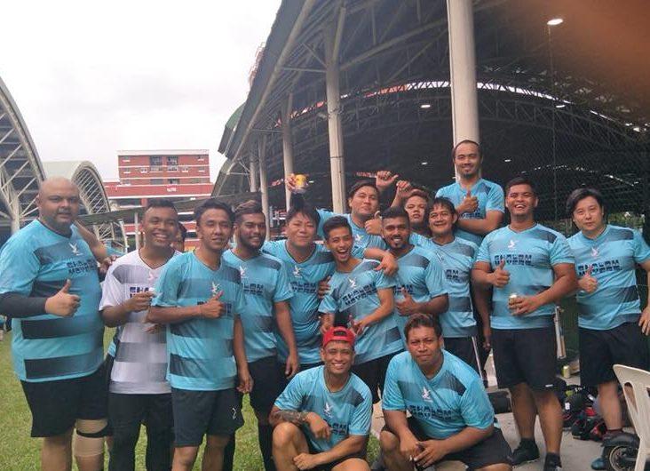 Champions of SAAA Futsal Competition
