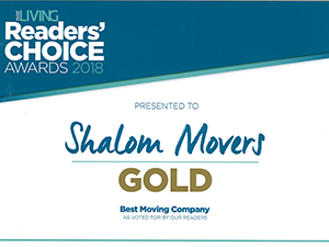 Best Movers – GOLD