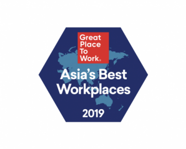 2019 Asia's Best Workplaces
