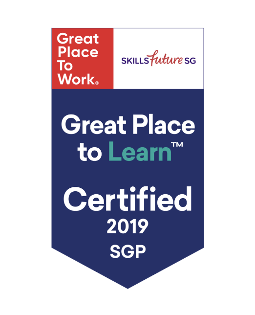 Great Place to Learn Certified Badge
