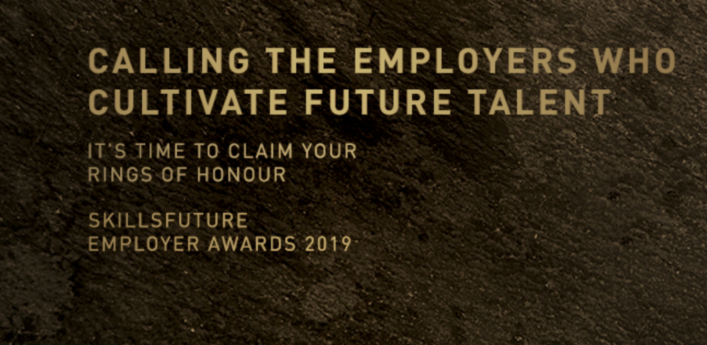 SkillsFuture Employer Award 2019