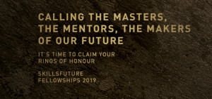SkillsFuture Fellowships Award 2019