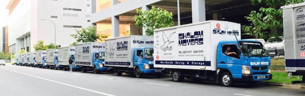 Vehicle For Hire | Best Movers Company in Singapore